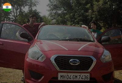 The Trip of a Lifetime - Powered by the Datsun GO