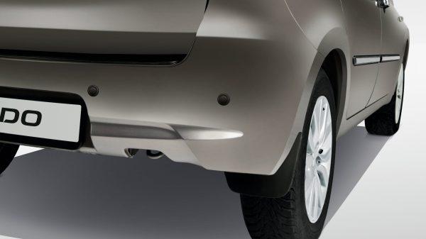 Задние парковочные сенсоры