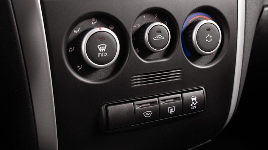 Datsun mi-DO. Приборная панель