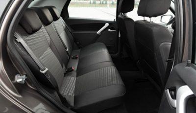 Подогрев сидений автомобиля Datsun on-DO