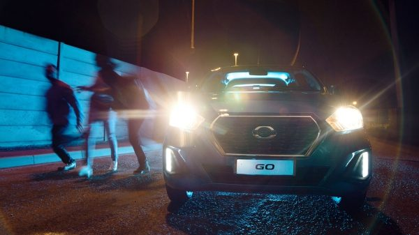 Datsun GO - Lighting the way
