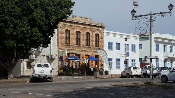Grahamstown Buildings