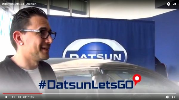 Second DatsunLetsGO interview