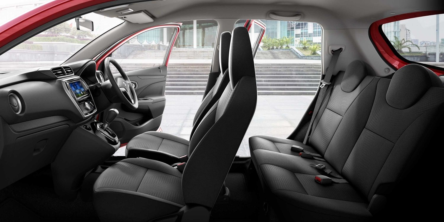 Datsun Go Design Interior And Exterior Images
