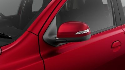 Power Side-View Mirrors