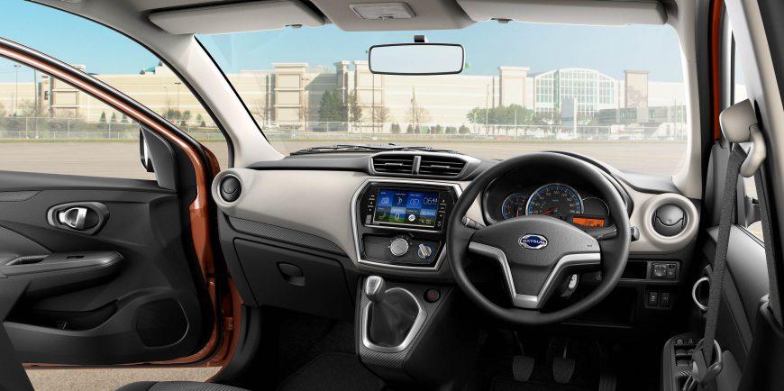 Datsun Go Affordable Family Hatchback Car
