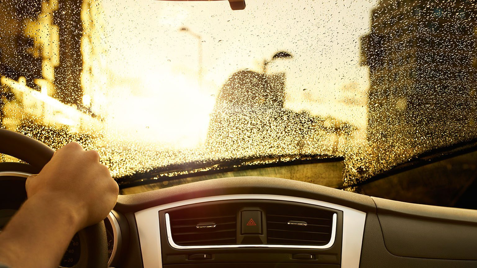 Interior Heated Windshield